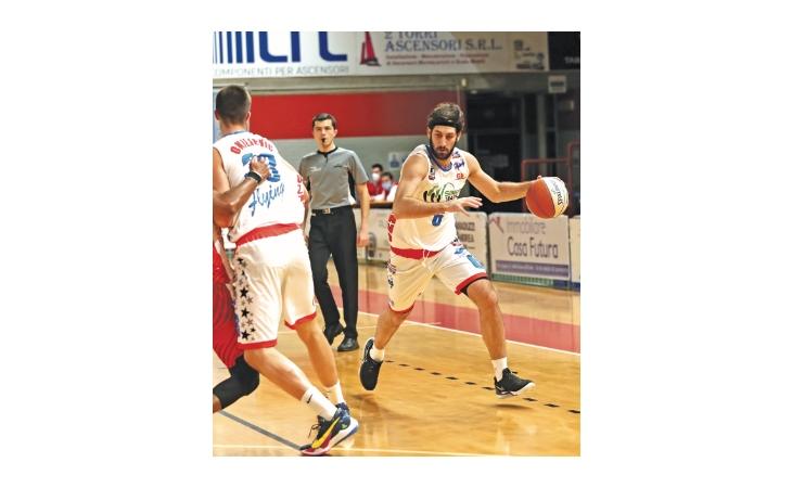 Basket serie B, Andrea Costa e Sinermatic Ozzano insieme nel girone C
