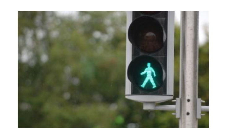 Ad Ozzano nuovo semaforo pedonale a chiamata sulla Sp 48 «Castelli Guelfi»