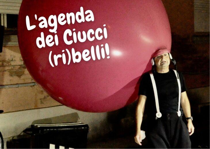 L'agenda dei Ciucci (ri)belli: 19-25 luglio 2021