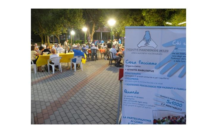 Park-in festa, primo evento pubblico dopo la pandemia per l'associazione Iniziative parkinsoniane imolesi