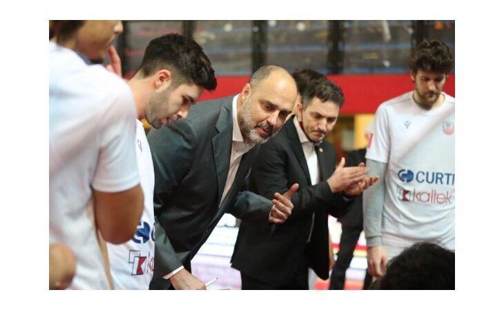 Basket serie B, Paolo Moretti non è più l'allenatore dell'Andrea Costa