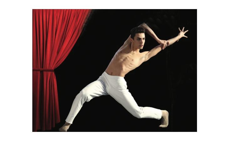Danza, l'imolese Davide Gentilini campione italiano in cinque categorie diverse