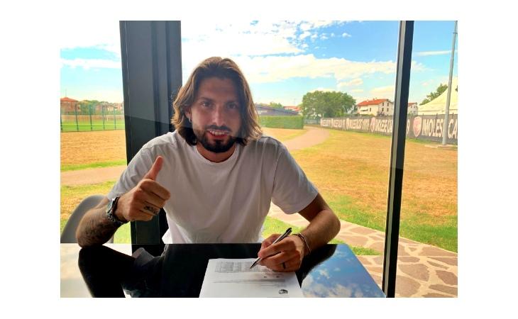 Calcio serie C, Edoardo Vona è un nuovo difensore dell'Imolese