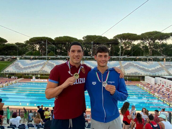 Nuoto, ai campionati italiani di categoria Simone Cerasuolo si concede il bis. Oro anche per Anita Bottazzo