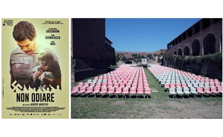 Cinema alla Rocca, stasera in cartellone «Non odiare» con Alessandro Gassman