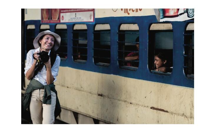 Una piccola cittadina cresce, la fotografa Isabella Franceschini ce lo racconta