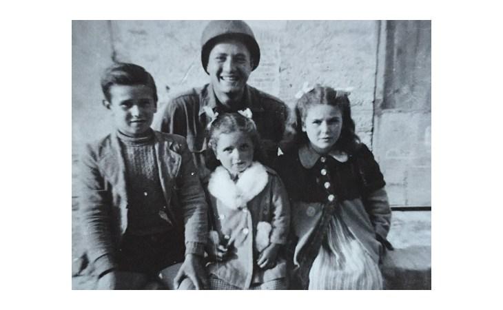 Il soldato americano Martin dopo 77 anni riabbraccerà i «suoi» bambini