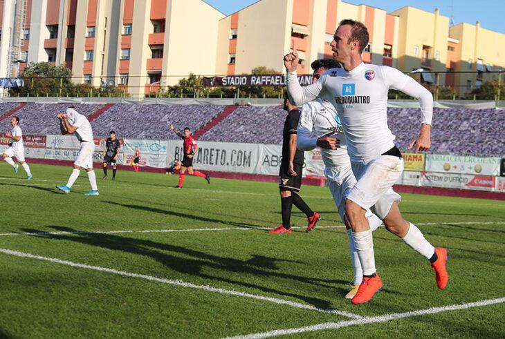 Buona Imolese in Coppa: 2-1 alla Carrarese