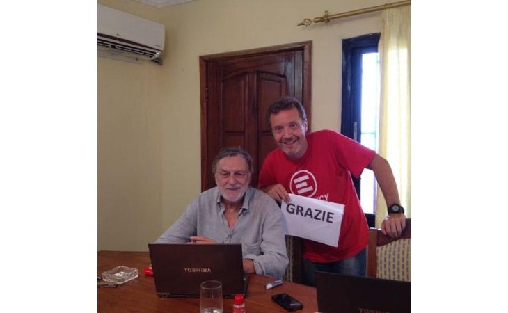 Morte di Gino Strada, il ricordo del medico di Fontanelice Giorgio Monti