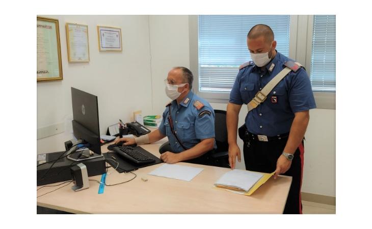 False dichiarazioni per il reddito di cittadinanza, 116 le persone denunciate dai carabinieri
