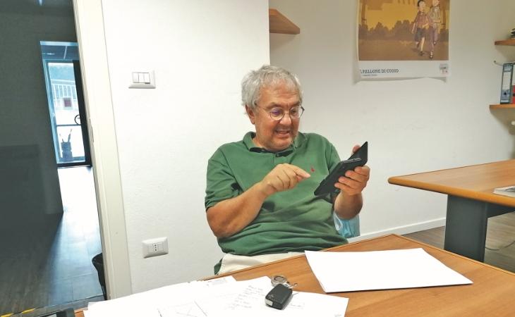 Il giornalista Walter Fuochi va in pensione per… scrivere