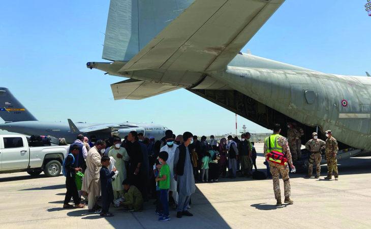 Crisi afghana, il Circondario coordina la rete di accoglienza dei profughi, a chi rivolgersi per dare la propria disponibilità
