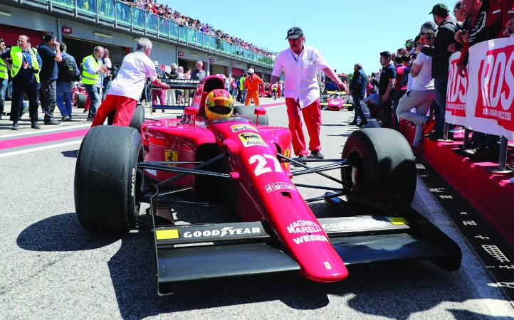 L'Historic Minardi Day torna all'Enzo e Dino Ferrari il 28 e 29 agosto, green pass o tamponi all'ingresso