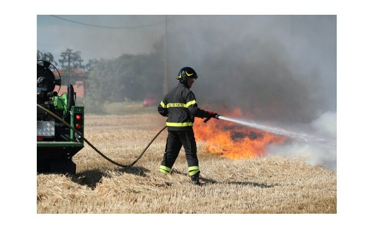 Rischio incendi, in Emilia Romagna prorogato lo stato di pericolosità fino al 5 settembre