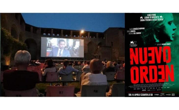 Cinema alla Rocca, stasera in programma Nuevo Orden di Michel Franco