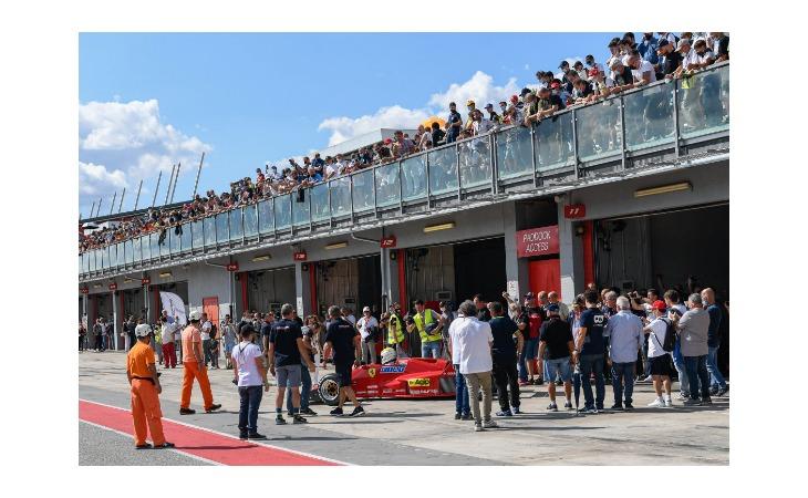 Successo per la quinta edizione del Minardi Day – Le immagini più belle