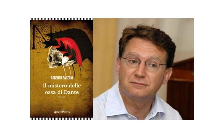 «Il mistero delle ossa di Dante», il prof. Balzani tra saggio e indagine