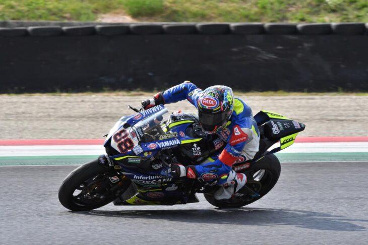 E' italiano il campione europeo di motociclismo paralimpico classe 600