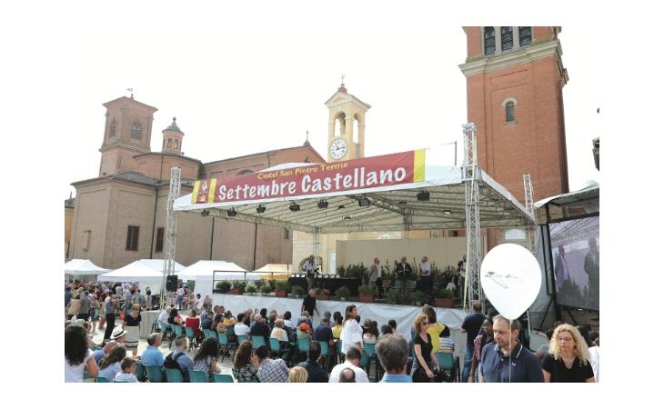 Al via il Settembre castellano, un mese di buon cibo e spettacoli