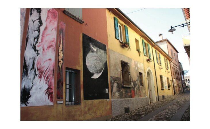 «A'nda e ria'nda» alla Biennale del Muro Dipinto con sette artisti protagonisti dal 13 settembre