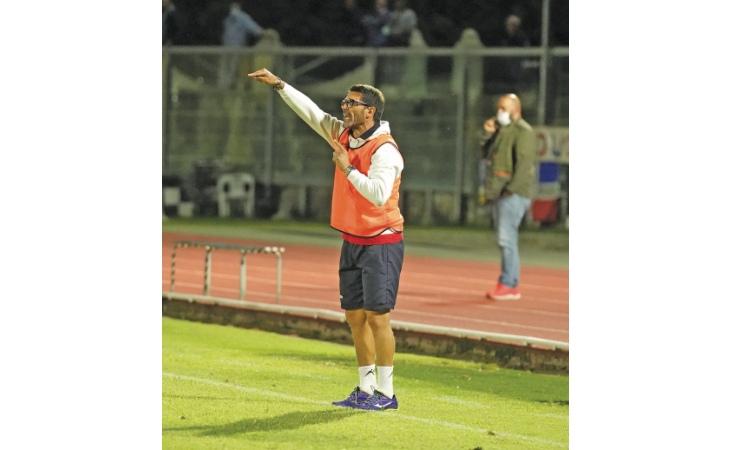 Calcio serie C, l'allenatore Fontana prima di Viterbese-Imolese: «C'è mentalità, manca solo la condizione»