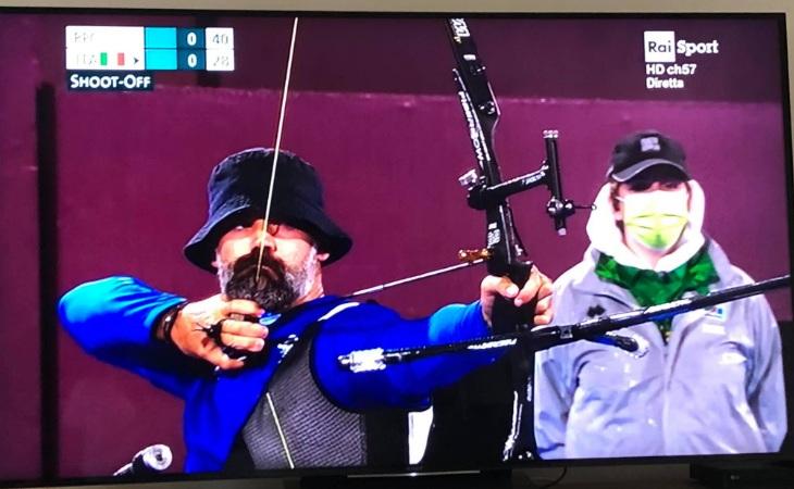 Paralimpiadi, argento nel tiro con l'arco per l'ex paziente di Montecatone e cittadino onorario di Dozza Stefano Travisani