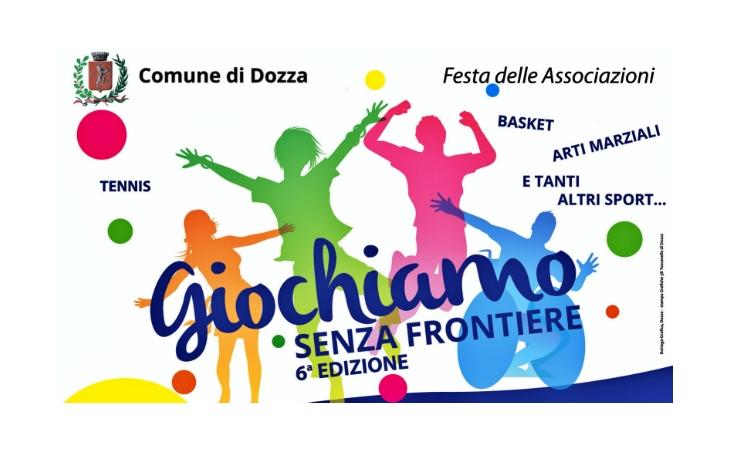 A Dozza la 6^ edizione della Festa delle associazioni «Giochiamo senza frontiere»