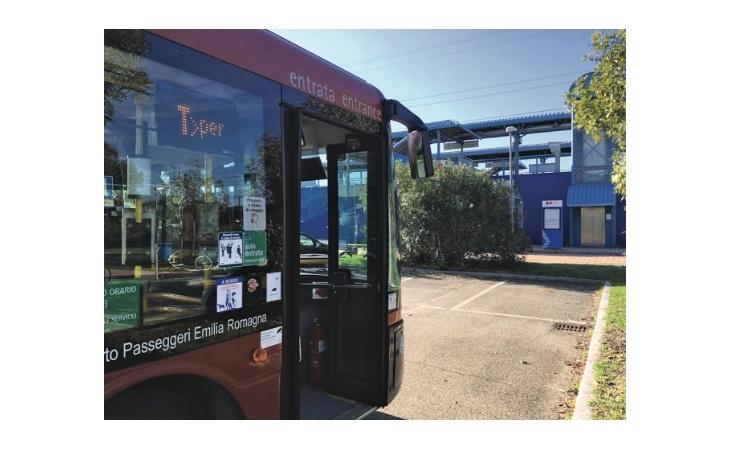 Citybus, prima fermata per collegare Ozzano