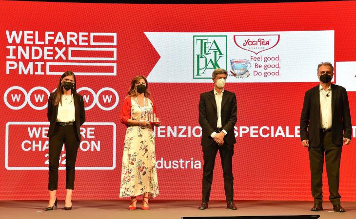 L'imolese TeaPak ancora campione di Welfare tra 6 mila aziende italiane