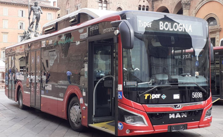 Tper, i primi bus elettrici e a gas naturale arrivano anche nel circondario imolese