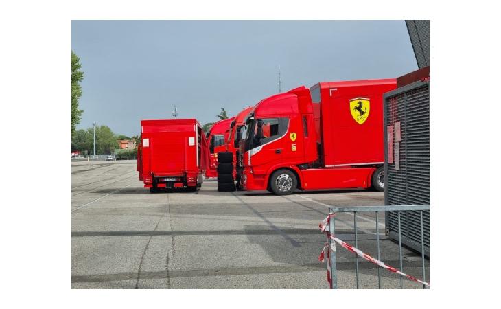 A Imola si torna a respirare profumo di F1, oggi e domani test Ferrari in autodromo