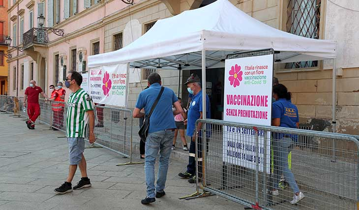 Coronavirus, open day a Ozzano e Castel San Pietro, a Imola per le donne in gravidanza