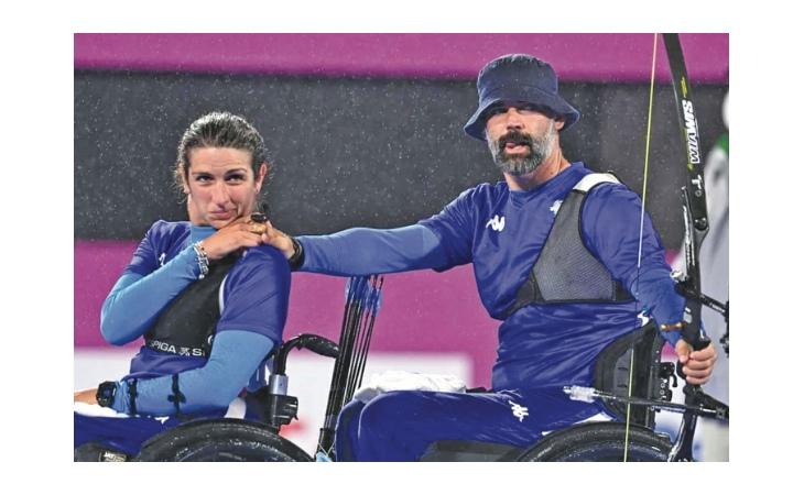 Domani il «Montecatone Open Day», la storia dell'argento paralimpico Stefano Travisani