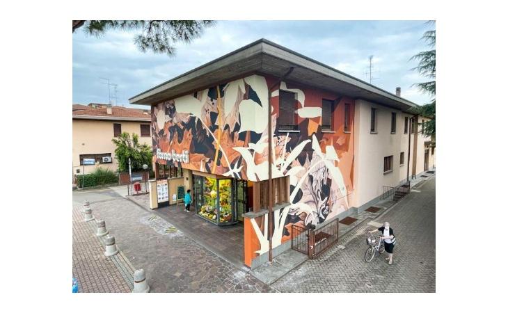 Biennale del Muro Dipinto, successo per l'edizione 2021