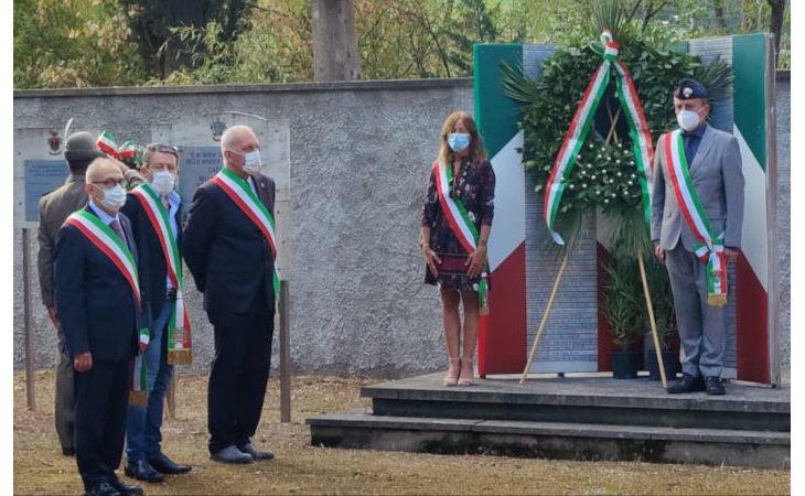Zattaglia, anche il vicesindaco di Imola alla cerimonia per ricordare i caduti
