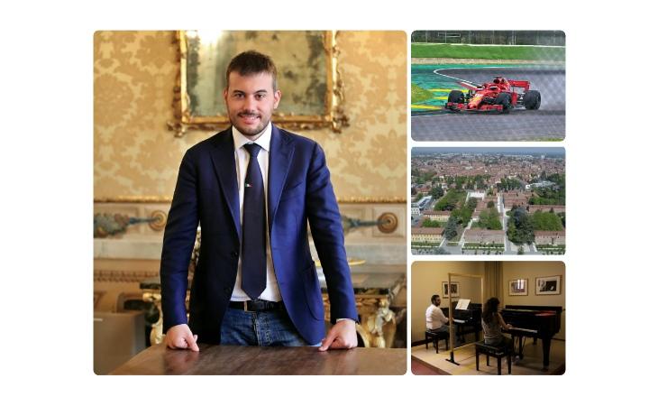 Il sindaco di Imola Marco Panieri: «F1, campus all'Osservanza e Accademia, vi dico tutto»