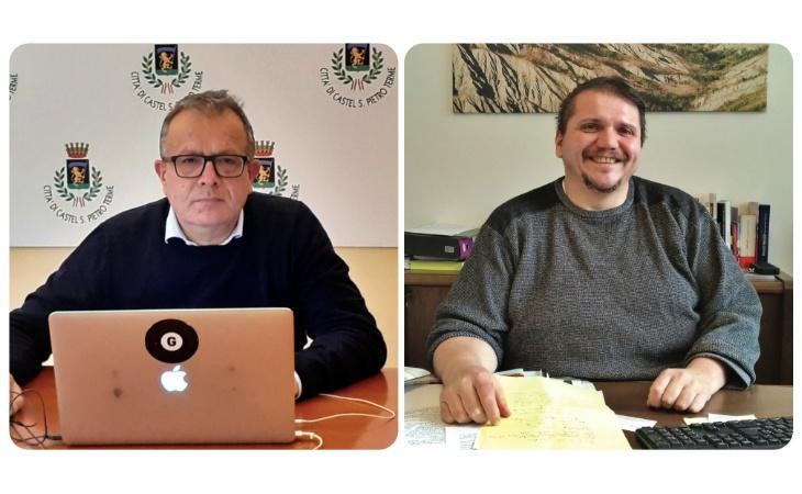 Elezioni comunali a Bologna, il punto con i sindaci Fausto Tinti e Luca Lelli