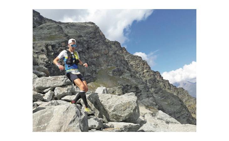 Ultra-trail, Gianluca Galeati e la pausa dal Tor: «Penso al Monte Bianco»