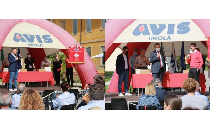 L'Avis Comunale di Imola ha festeggiato i 75 anni di attività al Parco dell'Osservanza