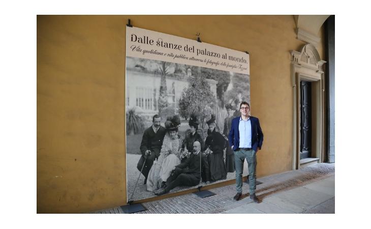 Dalle stanze di palazzo Tozzoni al mondo, in viaggio con le fotografie storiche