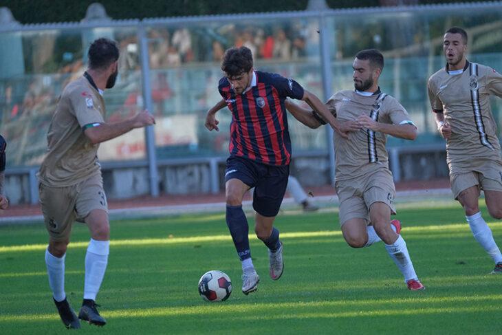 Imolese stile Champions: 4-1 spettacolare col Pontedera