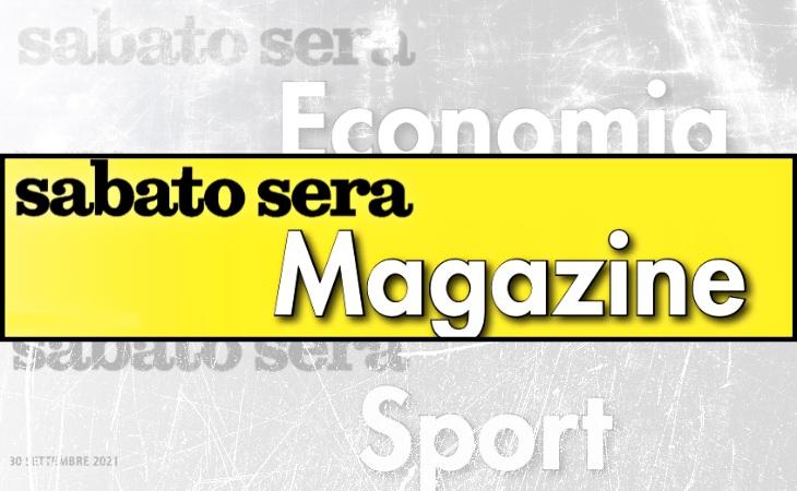 Dal 30 settembre «sabato sera» diventa anche… Magazine