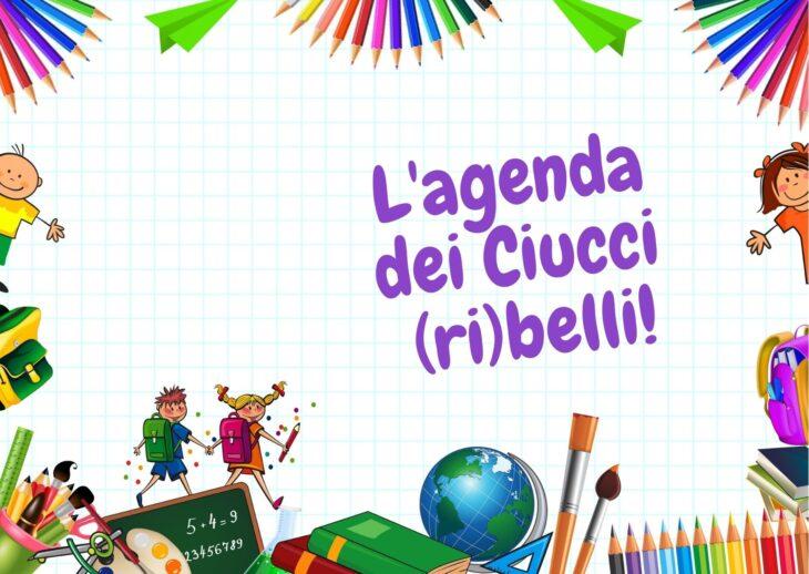 L'agenda dei Ciucci (ri)belli: 13-19 settembre 2021