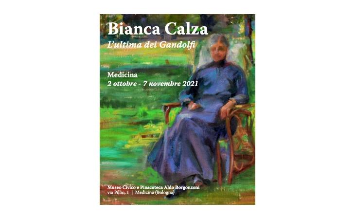 Medicina dedica una mostra al talento di «Bianca Calza, l'ultima dei Gandolfi»