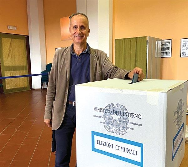 Elezioni, terzo mandato di Baldazzi. Il centrosinistra vince anche a Castel del Rio