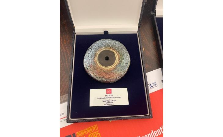 Premio musica elettronica indipendente, riconoscimento dal Mei per l'imolese Matteo Cava