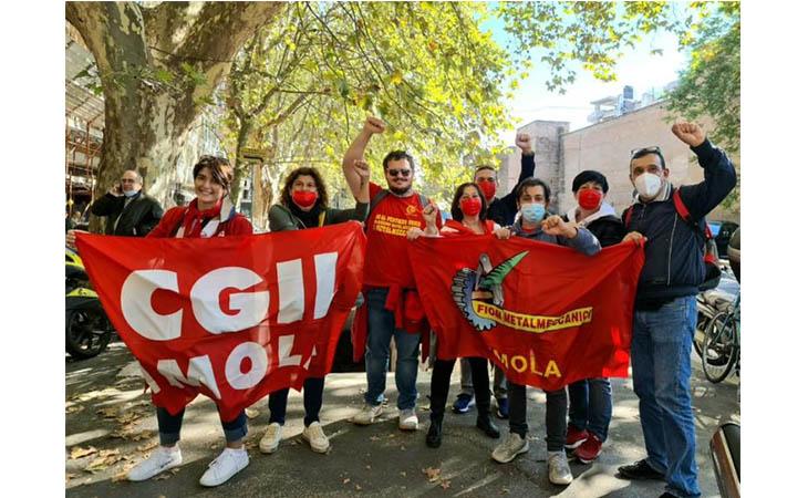 Attacco alla Cgil, solidarietà dalle istituzioni e dal mondo politico, la dichiarazione di Mirella Collina