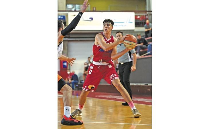 Basket serie B, trasferta senza storia per l'Andrea Costa a Roseto