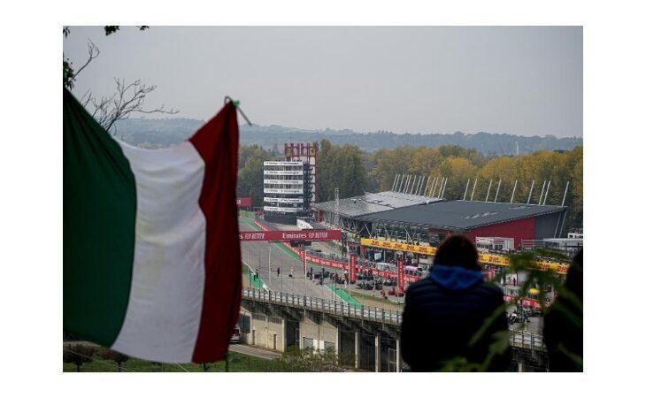 F1 a Imola, ufficiale la data del Gp 2022