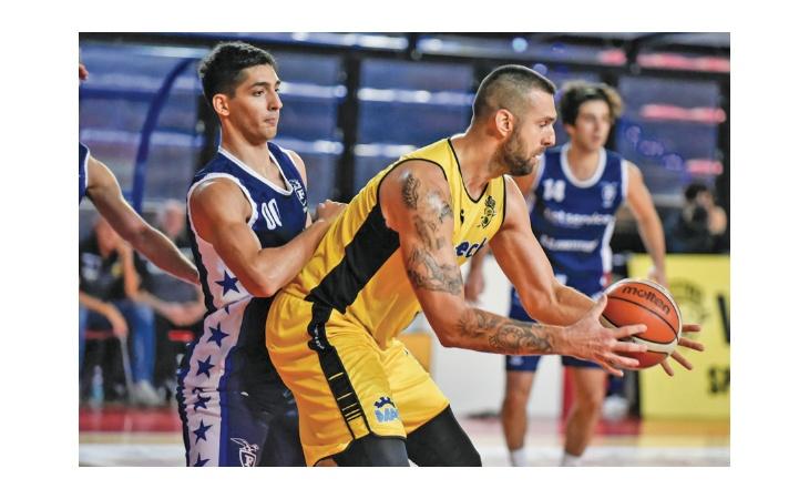 Basket C Gold, l'Intech Imola trionfa anche nell'Arena